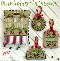 Cranberry Christmas from Hands On Design - click to see more