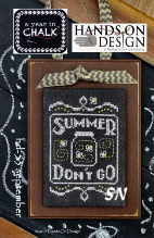 September  from Year in Chalk by Hands On Design - click to see more