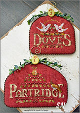 12 Days Partridge & Doves from Hands-On Design