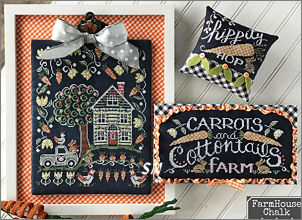 Carrots and Cottontails Farm from Hands On Design - click to see more