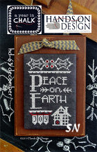 December from Year in Chalk by Hands On Design - click to see more