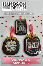 The Christmas Chalk Collection, Part 3 from Hands-On Design - click to see more