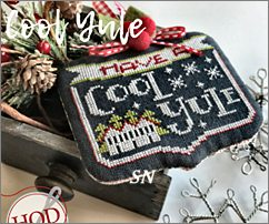 Cool Yule from Hands On Design - click to see more