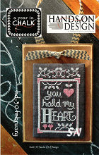 February from Year in Chalk by Hands On Design - click to see more