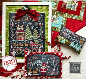 Holly Jolly Farm from Hands On Design - click to see more
