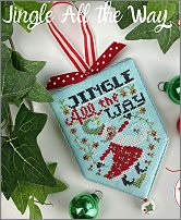 hd-226 Jingle All the Way from Hands On Design - click to see more