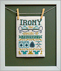 The Laundry Company #3 -- Irony from Hands On Design - click to see more