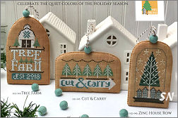 White Christmas Set 1 from Hands On Design - click to see more