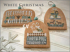 White Christmas Set 3 from Hands On Design - click to see more