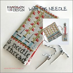 With This Needle from Hands On Design - click to see more