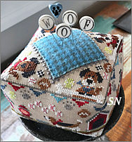 Woof Block Party from Hands On Design - click to see more