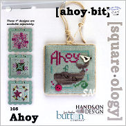 Square-ology 105 Ahoy Bit by JABCO and Hands On Design - click to see more