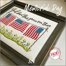 Memorial Day from Hands On Design - click to see more
