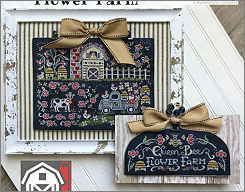 Queen Bee Flower Farm -- Fresh Eggs Farm from Hands On Design - click to see more