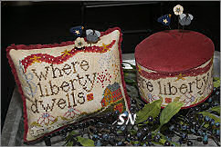 Where Liberty Dwells from Hands On Design - click to see more