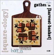 Square-ology 118 Gather Harvest Basket by JABCO and Hands On Design - click to see more