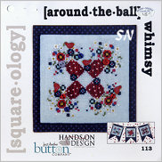Square-ology 113 Around the Ball by JABCO and Hands On Design - click to see more