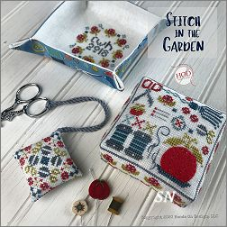 Stitch in the Garden from Hands On Design - click to see more