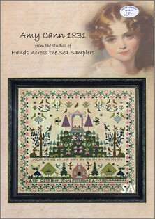 Amy Cann 1831 from Hands Across The Sea - click for more