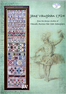 Jane Vaughan 1724 from Hands Across The Sea - click for more