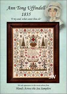 Hands Across The Sea's Ann Tong Uffindell 1835 Encore Sampler - click for more