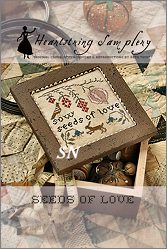 Seeds of Love from Heartstring Samplery