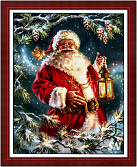 The Enchanted Christmas from Heaven and Earth Designs - click to see more