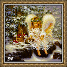 Winter Companions from Heaven and Earth Designs - click to see more