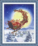 Merry Christmas to All from Heaven and Earth Designs -- click to see more