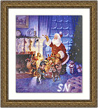 Santa and The Mouse from Heaven and Earth - click for more