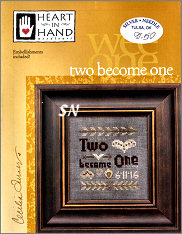 Two Become One from Heart in Hand - click for more
