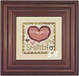Smitten: The 2011 Collector's Heart from Heart in Hand - click for more