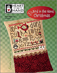 Bird in Hand�Christmas from Heart in Hand - click for more