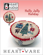 Holly Jolly Holiday from Heart in Hand - click for more