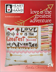 Love is the Greatest Adventure from Heart in Hand - click for more