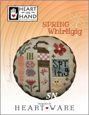 Spring Whirligig from Heart in Hand - click for more