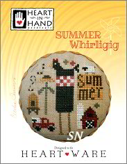 Summer Whirligig from Heart in Hand - click for more