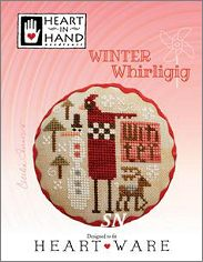 Winter Whirligig from Heart in Hand - click for more