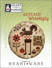 Autumn Whirligig from Heart in Hand - click for more