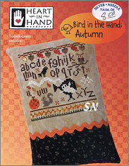 Bird in Hand: Autumn from Heart in Hand - click for more