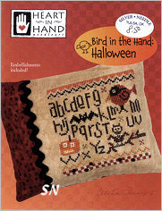 Birds in the Hand Halloween from Heart in Hand - click for more