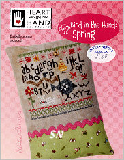 Bird in Hand: Spring from Heart in Hand - click for more