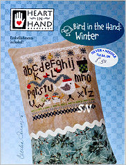 Bird in Hand: Winter from Heart in Hand - click for more