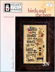 Birds and Bees from Heart in Hand - click for more