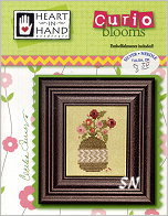 Blooms Curio Card from Heart in Hand - click for more