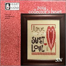 2014 Collector's Heart from Heart in Hand - click for more