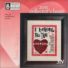 2015 Collector's Heart - click for more