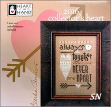 2016 Collector's Heart from Heart in Hand - click for more
