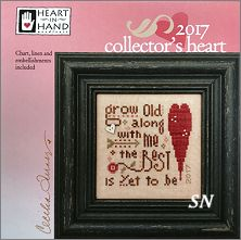 2017 Collector's Heart from Heart in Hand - click for more