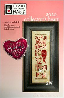2020 Collector's Heart - click for more